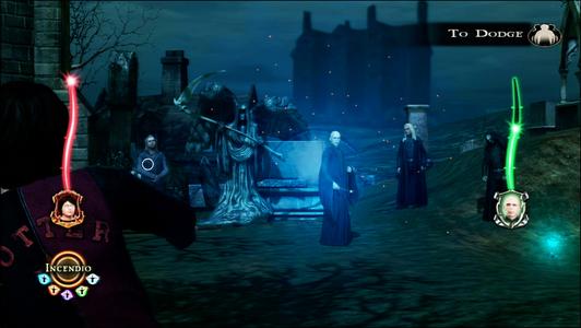 Videogioco Harry Potter Kinect Xbox 360 4