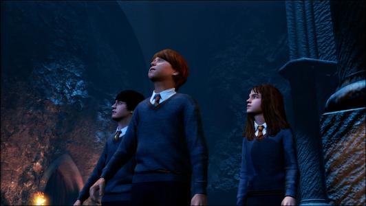 Videogioco Harry Potter Kinect Xbox 360 5