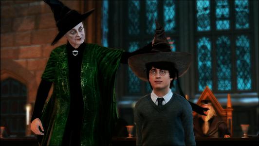 Videogioco Harry Potter Kinect Xbox 360 9