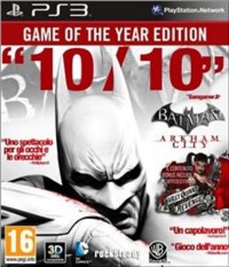 Videogioco Batman: Arkham City GOTY PlayStation3 0