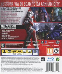 Videogioco Batman: Arkham City GOTY PlayStation3 10