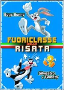 Fuoriclasse della risata. Tweety e Silvestro - Bugs Bunny (2 DVD) - DVD