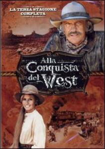 Alla conquista del West. Stagione 3 (6 DVD) di Burt Kennedy,Daniel Mann - DVD