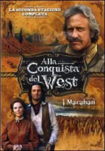 Alla conquista del West. La seconda stagone completa (5 DVD) di Burt Kennedy,Daniel Mann - DVD
