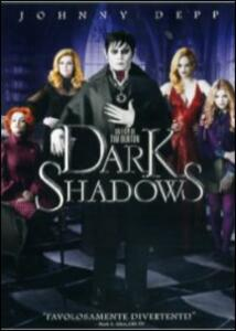 Dark Shadows di Tim Burton - DVD