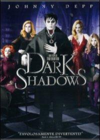 Cover Dvd Dark Shadows (DVD)