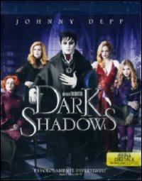Cover Dvd Dark Shadows (Blu-ray)