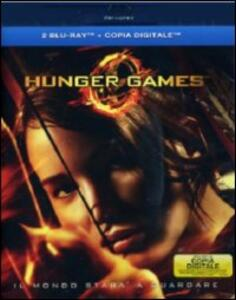 Hunger Games di Gary Ross - Blu-ray