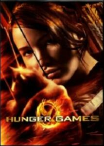 Hunger Games (1 DVD) di Gary Ross - DVD