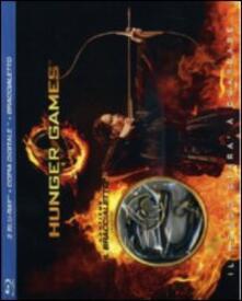 Hunger Games (2 Blu-ray) di Gary Ross - Blu-ray