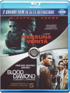 Blood Diamond. Nessuna verità (2 Blu-ray) di Ridley Scott,Edward Zwick