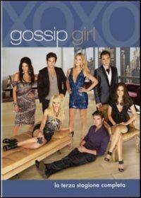 Cover Dvd Gossip Girl. Stagione 2 (DVD)