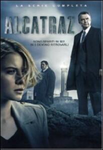 Alcatraz. La serie completa (3 DVD) - DVD