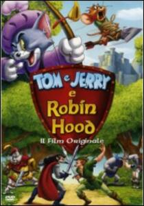 Tom & Jarry e Robin Hood - DVD