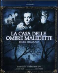 Dark Shadows. La casa delle ombre maledette di Dan Curtis - Blu-ray