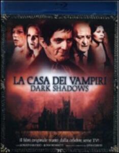 Dark Shadows. La casa dei vampiri di Dan Curtis - Blu-ray