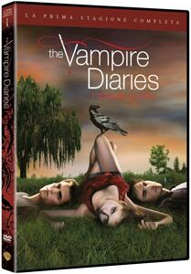 The Vampire Diaries. Stagione 1. Serie TV ita (5 DVD) - DVD