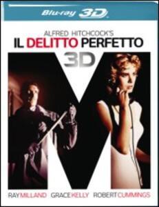 Il delitto perfetto 3D (Blu-ray + Blu-ray 3D) di Alfred Hitchcock