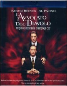 L' avvocato del diavolo di Taylor Hackford - Blu-ray