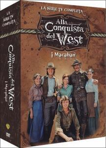 Alla conquista del West. La collezione completa (15 DVD) di Burt Kennedy,Daniel Mann - DVD