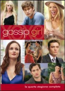 Gossip Girl. Stagione 4 (4 DVD) - DVD