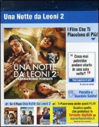 Cover Dvd Una notte da leoni 2