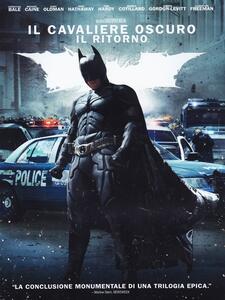 Il Cavaliere Oscuro. Il ritorno di Christopher Nolan - DVD