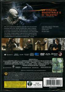 Il Cavaliere Oscuro. Il ritorno di Christopher Nolan - DVD - 2