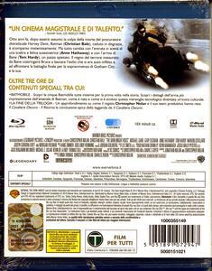 Il Cavaliere Oscuro. Il ritorno (2 Blu-ray) di Christopher Nolan - Blu-ray - 2