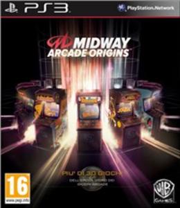 Videogioco Midway Arcade Origins PlayStation3