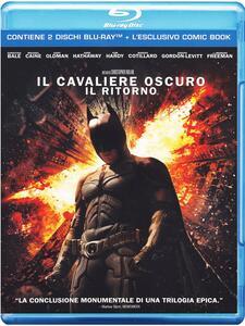Il Cavaliere Oscuro. Il ritorno (2 Blu-ray) di Christopher Nolan - Blu-ray