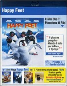 Film Happy Feet George Miller