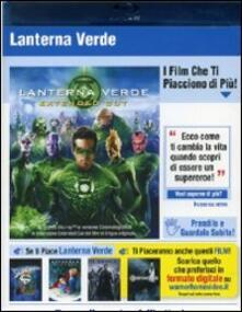 Lanterna Verde di Martin Campbell - Blu-ray
