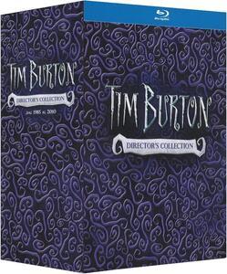 Tim Burton. Director's Collection (DVD + 13 Blu-ray) di Tim Burton,Mike Johnson