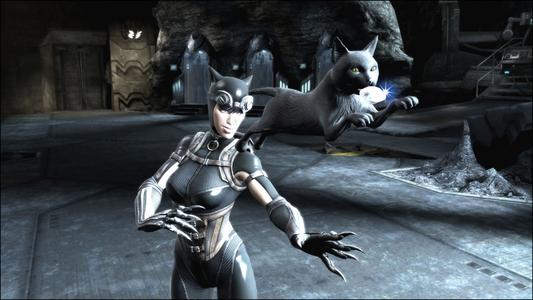 Videogioco Injustice: Gods Among Us PlayStation3 3