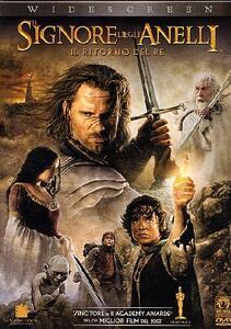 Il Signore degli anelli. Il ritorno del re (2 DVD) di Peter Jackson - DVD