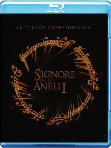 Il Signore degli anelli. La trilogia cinematografica (3 Blu-ray) di Peter Jackson