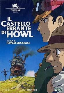 Film Il castello errante di Howl Hayao Miyazaki