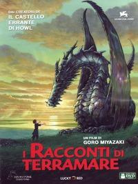 Cover Dvd racconti di Terramare (DVD)