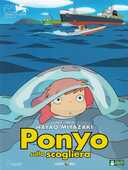Film Ponyo sulla scogliera Hayao Miyazaki