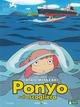 Cover Dvd Ponyo sulla scogliera
