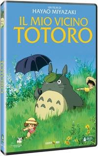 Cover Dvd mio vicino Totoro (DVD)