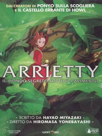 Cover Dvd Arrietty (DVD)