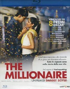 The Millionaire di Danny Boyle - Blu-ray