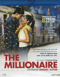 Cover Dvd Millionaire (Blu-ray)