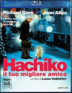 Hachiko di Lasse Hällstrom - Blu-ray