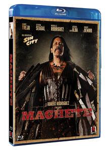 Machete di Ethan Maniquis,Robert Rodriguez - Blu-ray