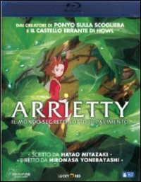 Cover Dvd Arrietty (Blu-ray)