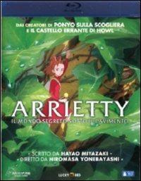 Cover Dvd Arrietty (Blu-ray)