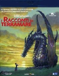 Cover Dvd racconti di Terramare (Blu-ray)